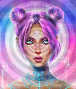Hypnosis Cyber Jenny